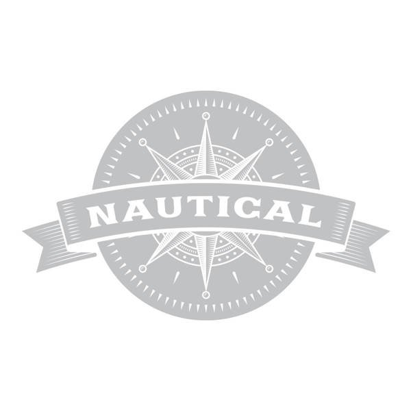 Naklejka na ścianę do salonu – Nautical X0253